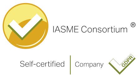 IASME Governance badge