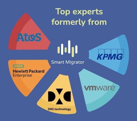 Smart Migrator expert team